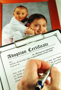 Adoption Certificate - Adoption Attorney